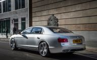 2014 Bentley Flying Spur 41 Car Background