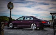 2014 Bentley Flying Spur 43 Car Desktop Background