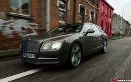 2014 Bentley Flying Spur 8 Car Hd Wallpaper