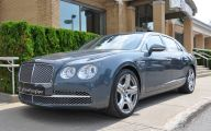 2014 Bentley Flying Spur 9 High Resolution Car Wallpaper