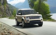 2014 Land Rover Lr4 16 Car Desktop Background