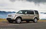 2014 Land Rover Lr4 20 Background Wallpaper