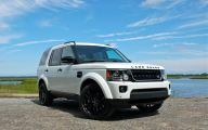 2014 Land Rover Lr4 40 Wide Car Wallpaper