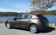 2014 Mazda 3 3 Background Wallpaper