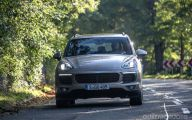 2014 Porsche Cayenne Hybrid 7 Wide Car Wallpaper