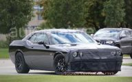 2015 Dodge Challenger 1 Widescreen Car Wallpaper
