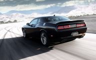 2015 Dodge Challenger 12 Wide Car Wallpaper