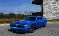 2015 Dodge Challenger 24 Cool Car Wallpaper