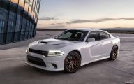 2015 Dodge Charger 32 Background Wallpaper
