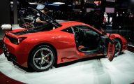 2015 Ferrari 458 Italia 2 Car Background