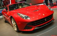 2015 Ferrari  F12 Berlinetta 14 Background Wallpaper