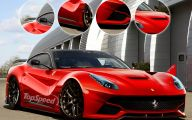 2015 Ferrari  F12 Berlinetta 41 Wide Car Wallpaper