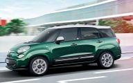 2015 Fiat 500L 13 Car Hd Wallpaper