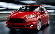 2015 Ford Fiesta 23 Widescreen Car Wallpaper