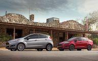 2015 Ford Fiesta 24 High Resolution Car Wallpaper