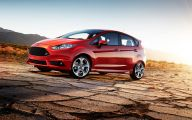 2015 Ford Fiesta 3 Free Car Wallpaper