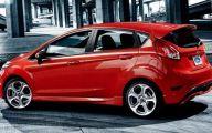 2015 Ford Fiesta 5 High Resolution Car Wallpaper