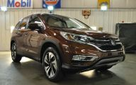 2015 Honda Crv 16 Cool Car Wallpaper