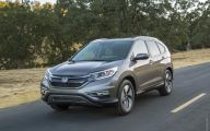 2015 Honda Crv 22 Wide Car Wallpaper