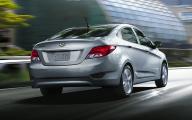 2015 Hyundai Accent 2 Widescreen Car Wallpaper