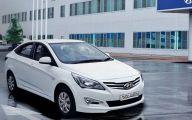 2015 Hyundai Accent 5 High Resolution Car Wallpaper
