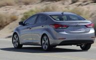 2015 Hyundai Elantra 21 Wide Car Wallpaper