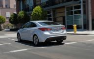 2015 Hyundai Elantra 33 Wide Car Wallpaper