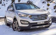 2015 Hyundai Santa Fe 19 Wide Car Wallpaper