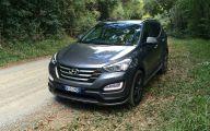 2015 Hyundai Santa Fe 28 Car Desktop Background