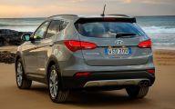 2015 Hyundai Santa Fe 32 Car Desktop Background