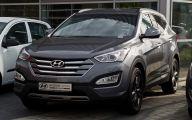 2015 Hyundai Santa Fe 34 Car Desktop Background