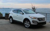 2015 Hyundai Santa Fe 35 Free Hd Car Wallpaper