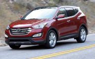 2015 Hyundai Santa Fe 4 Cool Hd Wallpaper