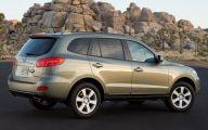 2015 Hyundai Santa Fe 5 Car Desktop Background