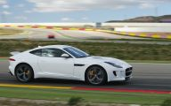 2015 Jaguar F-Type 10 Car Desktop Background