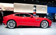 2015 Jaguar F-Type 11 Car Desktop Background