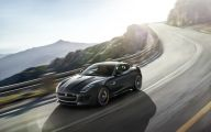 2015 Jaguar F-Type 14 Car Desktop Background