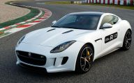 2015 Jaguar F-Type 25 Wide Car Wallpaper