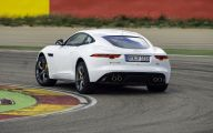 2015 Jaguar F-Type 26 Car Desktop Background