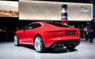 2015 Jaguar F-Type 40 Car Desktop Background