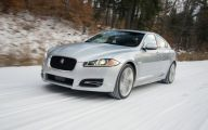 2015 Jaguar Xf 5 Background Wallpaper