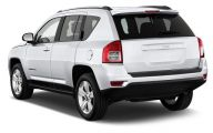 2015 Jeep Compass 20 Background Wallpaper