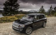2015 Jeep Compass 21 Widescreen Car Wallpaper