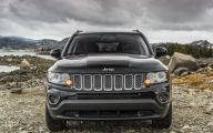 2015 Jeep Compass 32 Wide Car Wallpaper