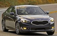 2015 Kia Cadenza 12 Wide Car Wallpaper