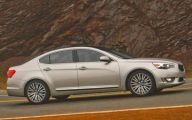 2015 Kia Cadenza 17 Background Wallpaper