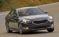 2015 Kia Cadenza 24 Wide Car Wallpaper