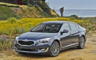 2015 Kia Cadenza 25 Wide Car Wallpaper