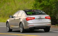 2015 Kia Cadenza 34 Car Hd Wallpaper
