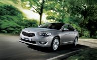 2015 Kia Cadenza 36 Wide Car Wallpaper